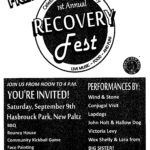 Recovery Fest New Paltz